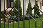 Nowe wzory nowoczesnych ogrodzeń posesyjnych